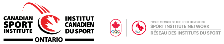 ICSO | Developing International Sporting Excellence in Ontario  Logo