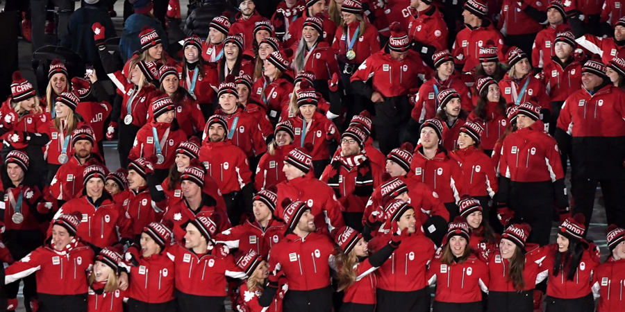 Ontario Athletes Play Key Role in Team Canada's Historic Medal Count