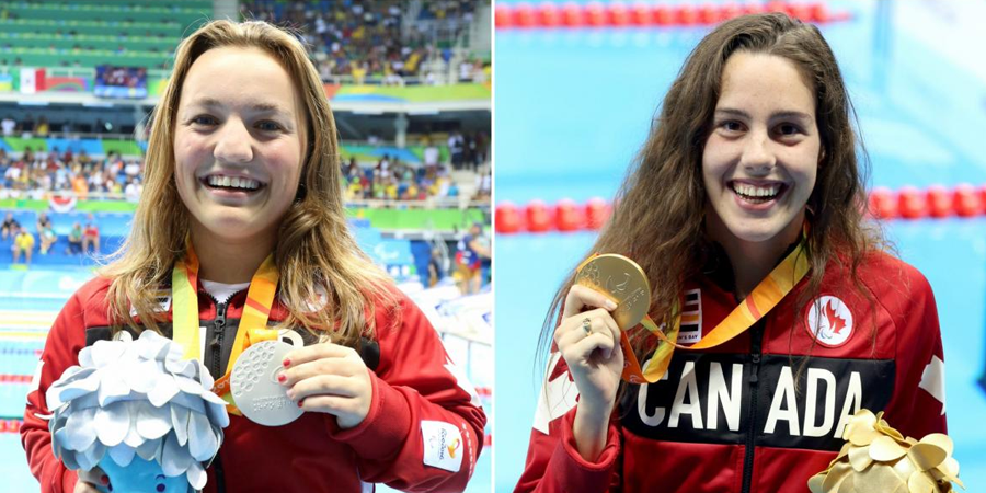 Rivard Wins Second Gold At Games / Routliffe Takes Silver
