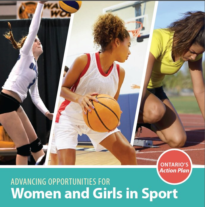 Ontario Closing the Gender Gap in Sport