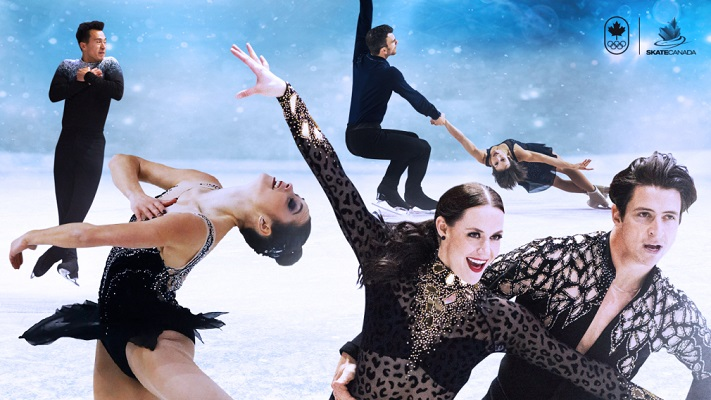 Figure Skaters Nominated to Team Canada for PyeongChang 2018