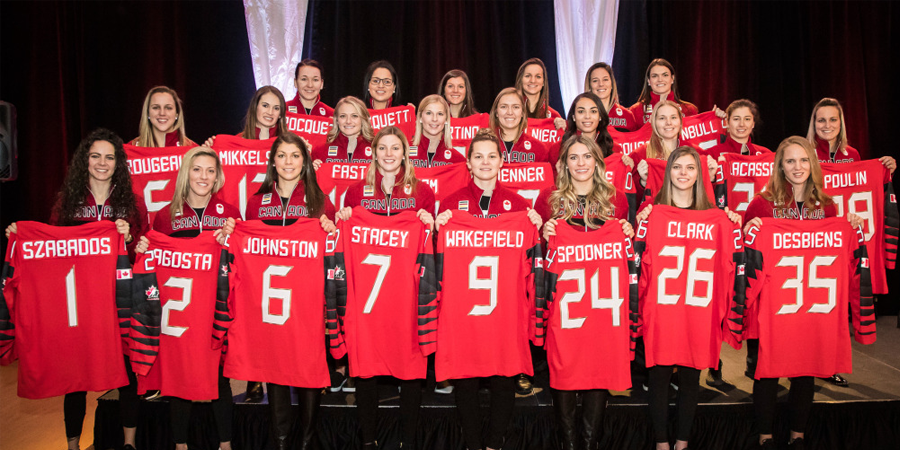 an analysis of women in the canadian national hockey team Canada's national women's team roster for the six  of the canadian women's team that  of the canada vs usa women's hockey series via tsnca.