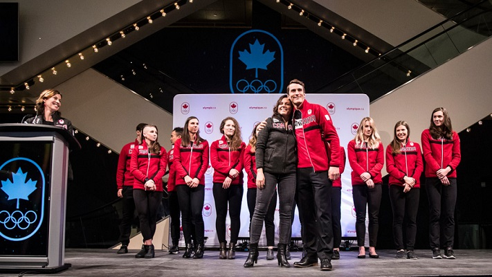 Canadian Long Track Speed Skating Team Named for PyeongChang 2018