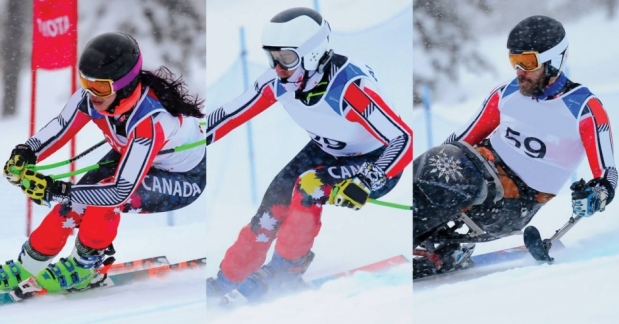 Para-Alpine Athletes Nominated to Canadian Paralympic Team for PyeongChang 2018