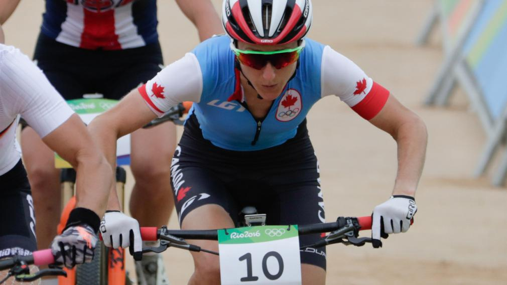 Pendrel wins bronze, Batty fourth in Olympic mountain bike at Rio 2016