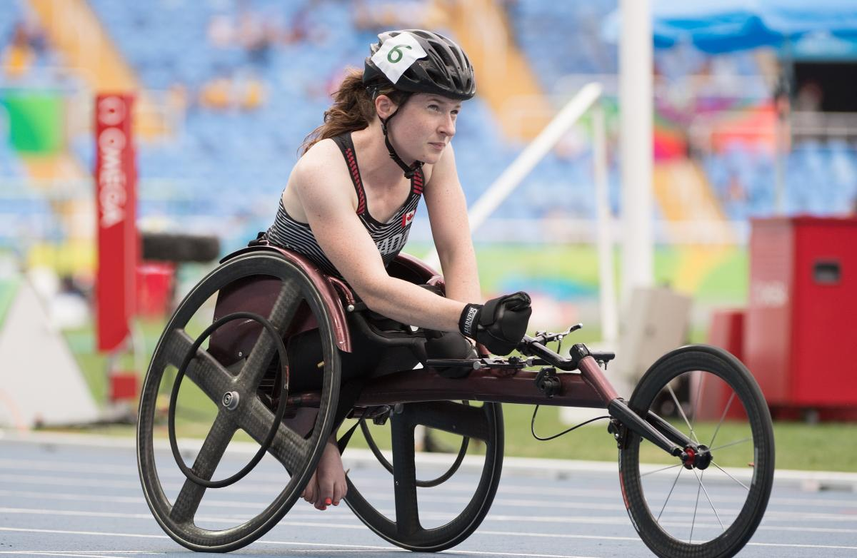 Day One Canadian Competition Recap At Paralympic Games