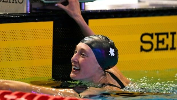 Ruck sets all-time medal record, Masse named top swimmer at Pan Pacs