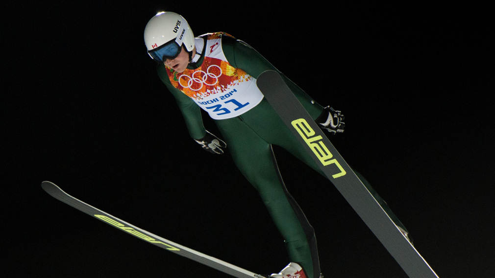 Canadian Ski Jumping Team Nominated for PyeongChang 2018