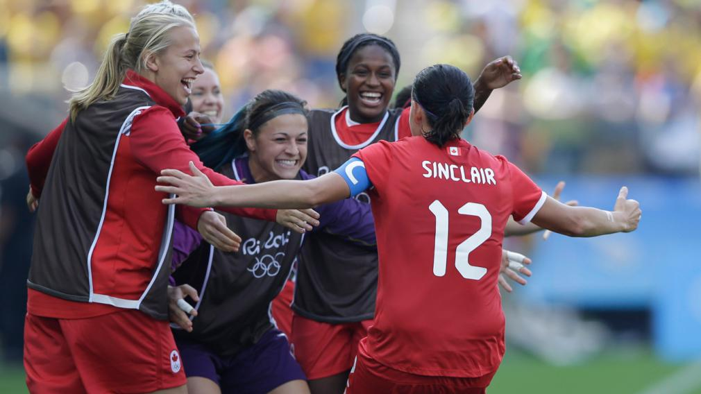 Canada defeats Brazil to win Olympic soccer bronze at Rio 2016