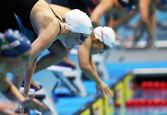 World-Record Backstrokers Headline Big Splash Awards