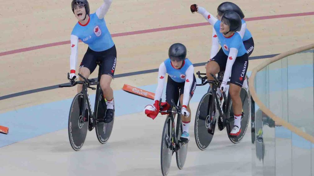 Women's Team Pursuit