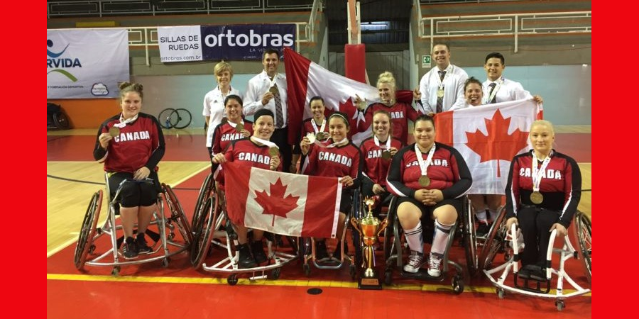 Canadian Women Complete Golden Performance At Americas Cup