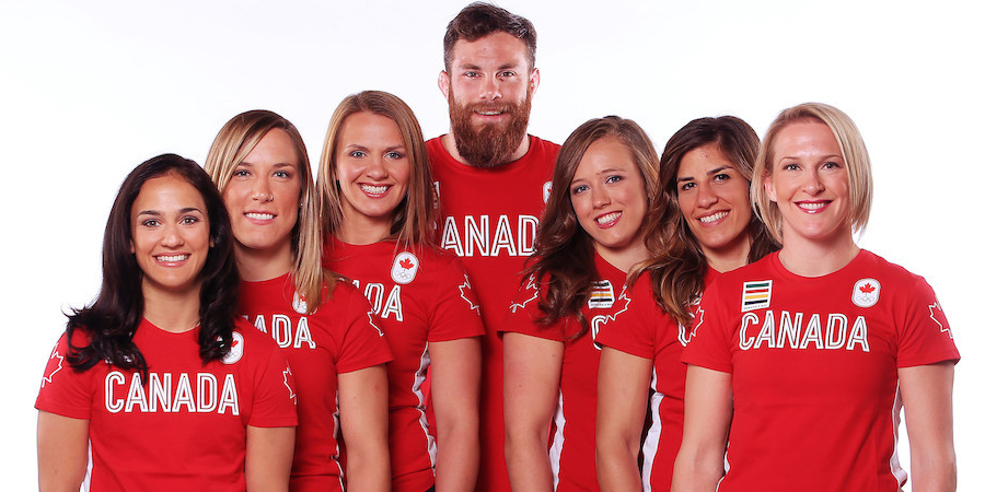 Canadian Wrestling Team