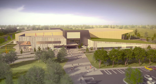 toronto pan am sports centre to host 2016 olympic and paralympic