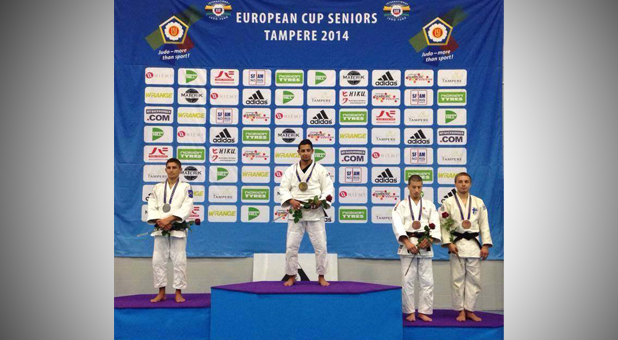 Ontario Judoka Youssef Youssef Crowned Champion in Tampere