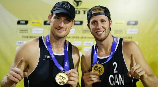 A Double Dose of Success for Canada at the FIVB Beach Volleyball Open in Argentina