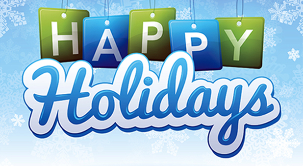 Season's Greetings from CSIO & Holiday Office Schedule