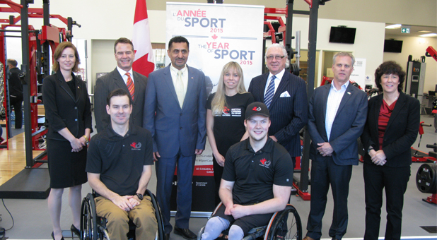 Continued Support for Canada's Top Athletes and Coaches