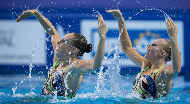 Canadian Synchronized Swimming Team Nominated For TORONTO 2015 Pan Am Games