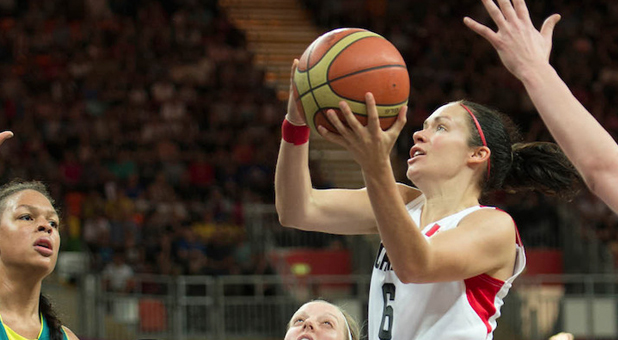 Canadian Women's Basketball Team Nominated For TORONTO 2015 Pan Am Games