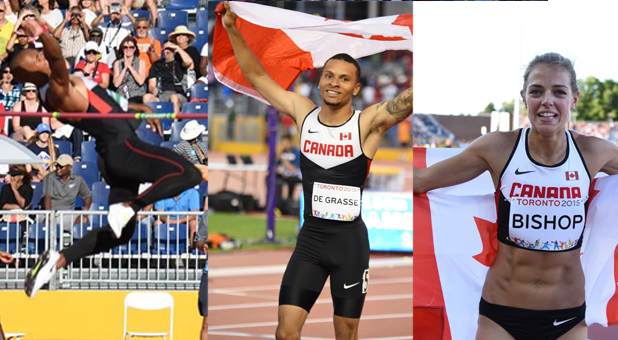 ONTARIO ATHLETES DOMINATE TEAM CANADA'S 2015 PAN AM GAMES MEDAL COUNT