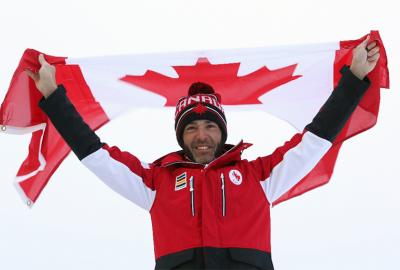 Brian McKeever to Lead Canadian Paralympic Team into Opening Ceremony