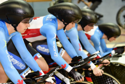 CANADA BEGINS TRACK WORLD CUP SEASON WITH SILVER MEDAL