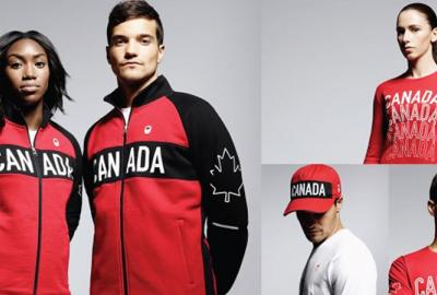Athletes Model HBC Team Kit for Rio 2016