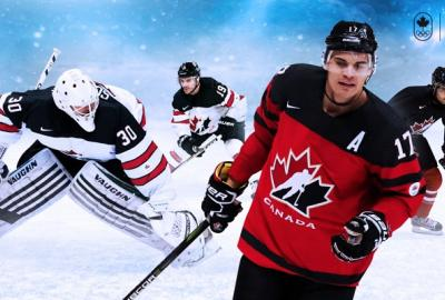 Twenty-five Players Named to Canadian Men's Hockey Team for 2018 Olympic Winter Games