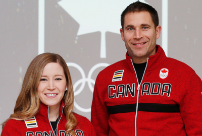 Canadian Mixed Doubles Curling Team and Men's and Women's Team Alternates Named for PyeongChang 2018