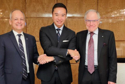 $1.7-million gift will help U of T Scarborough become a player in sports management