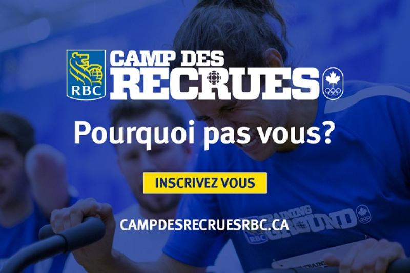 Camp des recruer RBC