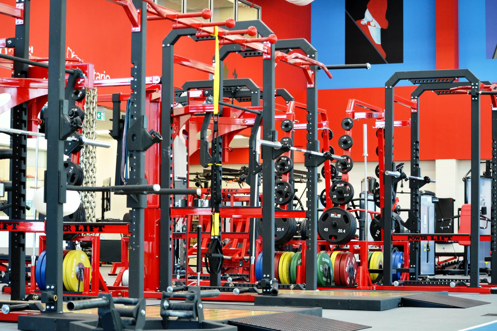 CSIO Gym Equipment