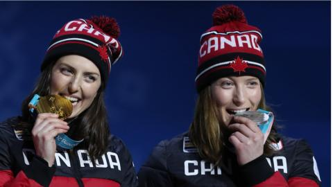 PyeongChang 2018: Team Canada at the end of Day 14