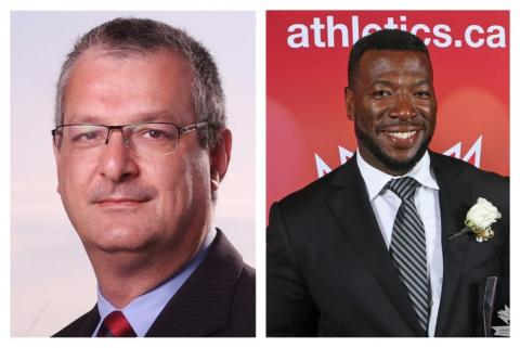 Athletics Canada names Glenroy Gilbert Head Coach, Simon Nathan High Performance Director