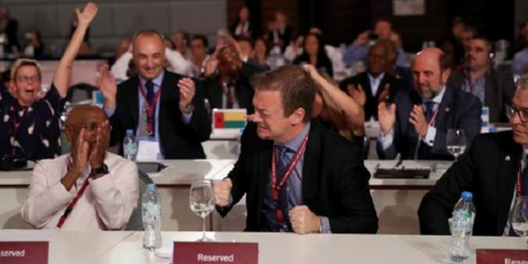 Andrew Parsons Elected President Of International Paralympic Committee