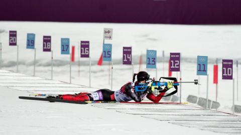 Canadian Biathlon Team Nominated for PyeongChang 2018
