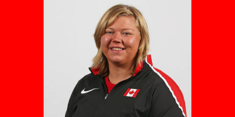 Brittany Crew, Canadian Women's Shot Put