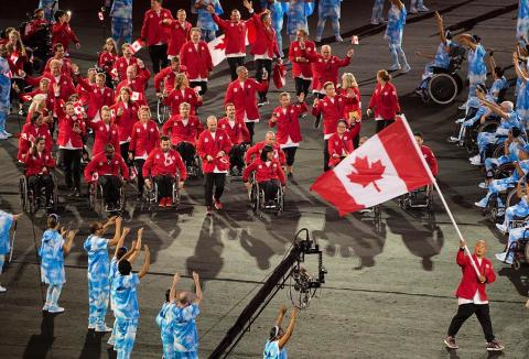 Canadian Paralympic Committee and Pfizer Canada Inc. pave the way for a healthy Canada and future Paralympians