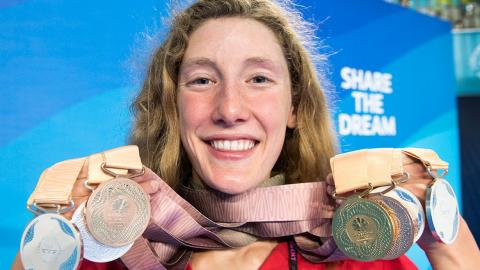 Taylor Ruck Gives Canadian Swimming a Glimpse into the Future