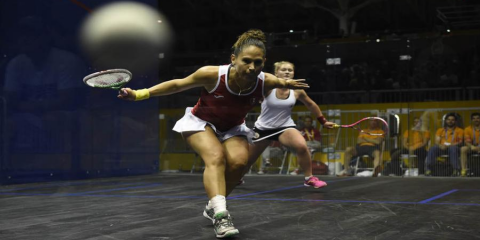 Canada's Lima 2019 squash team announced