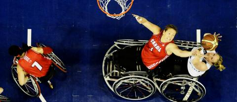 Marc Antoine Ducharme Named Head Coach Of Canadian Senior Women's National Wheelchair Basketball Team